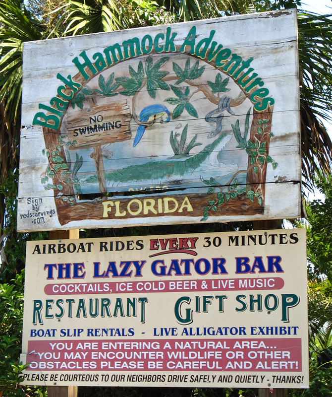 Medium image of black hammock adventures oveido florida